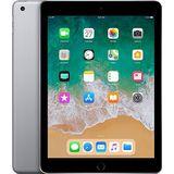 Apple iPad 6 (2018) - 32GB - 4G - Space Gray - B Grade