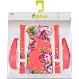 Qibbel Achterzitje Stylingset - Blossom Roses Coral