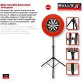 BULL'S Mobiele Dartstand