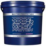 Scitec Nutrition 100% Whey Proteïne aardbei