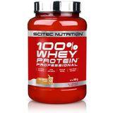 Scitec Nutrition 100% Whey Proteïne ijskoffie