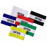 Sportec Captain Bands - Green - Senior