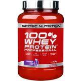 Scitec Nutrition 100% Whey Proteïne pindakaas