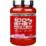 Scitec Nutrition 100% Whey Proteïne aardbei-witte choco