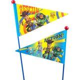 Widek Veiligheidsvlag Toy Story 4 deelbaar