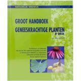 Groot handboek geneeskrachtige planten boek