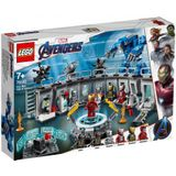 LEGO Super Heroes Avengers Iron Man Hall of Armour (76125)