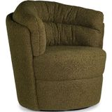 HKliving twister fauteuil green