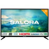 Salora 24LTC2100 HD LED TV 61 cm Zwart