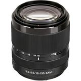Sony SAL 18-135mm f/3.5-5.6 DT SAM
