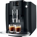 Jura Espresso E6 Platin Black (EB)