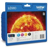 Brother Ink Cartridge Lc980Valbp Value Pack (B C