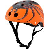 Mini Hornit Lids Fietshelm Chiller Spider oranje junior