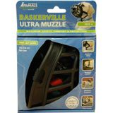 Baskerville Ultra Secure Dog Muzzle (Size 4) (May Vary) One Size