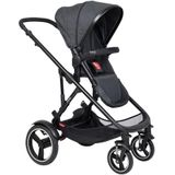 Phil & Teds Voyager buggy zonder seat liner