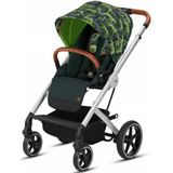 Cybex Balios S Fashion Edition Values for Life Respect Green