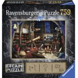 Ravensburger puzzel escape space observatory 759 stuks