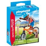 Playmobil special plus 70303 mountainbiker