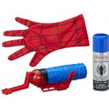 Spiderman super web slinger met spuitbus web shooter