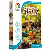 Smart games squirrels go nuts (60 opdrachten)