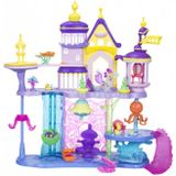 My little pony canterlot kasteel en seaquestria 73 cm