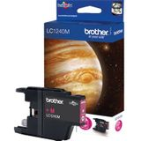 Brother Ink Cartridge Lc-1240M Magenta 600 Pages