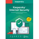 Kaspersky Internet Security 2020 - 1 device