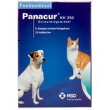 Panacur Kh 250mg 10 Tabletten