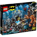 LEGO DC Comics Super Heroes Batcave invasie Clayface™ - 76122