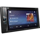 Pioneer AVH-G220BT Touchscreen CD/DVD tuner met BT, USB, Aux-in, video out