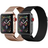 iMoshion Milanees Watch band Multipack Apple Watch Series 1-7 / SE - 38/40mm
