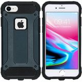 iMoshion Rugged Xtreme Backcover voor de iPhone 8 / 7 - Donkerblauw