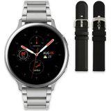Samsung Smartwatches Samsung Active2 Smartwatch SA.R820SS Zilverkleurig