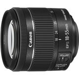 Canon EF-S 18-55mm F/4-5.6 iS STM COMPACT Zoomlens