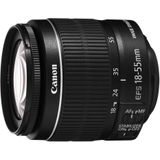 Canon EF-S 18-55mm iS II F/3.5-5.6 Zoomlens
