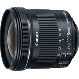 Canon EF-S 10-18mm F/4.5-5.6 iS STM Zoomlens