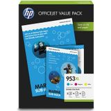 HP 953 XL Ink Multipack BKCMY