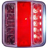 ProPlus Verlichting Transparant, Rood