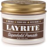 Layrite - Superhold Pomade - 113 gr