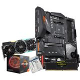 AMD Advanced Upgrade Kit + MSI GeForce RTX 2080 Super Gaming X Trio