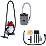 Einhell TH-VC 1820 S KIT Nat- Droogzuiger met Asfilter Set
