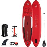 Aqua Marina Monster opblaasbaar supboard set