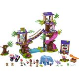 Lego Friends 41424 Jungle Boomhut Reddingsbasis