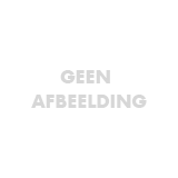 Dubbele fietstas New Looxs Fiori Double - 30 liter - check blue