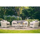 Apple Bee | Loungeset Palm Bay | White Wash