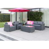 Fonteyn | Loungeset Altona | Charcoal