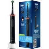 Oral-B Pro 3 3000 - Zwart - Elektrische Tandenborstel - Ontworpen Door Braun - Black Edition