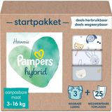 Pampers Harmonie Hybrid - Startpakket - Wasbare Luiers Voor Baby's