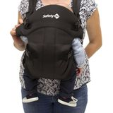 Safety 1st Mimoso Draagzak Baby - Black Chic