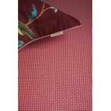 Pip Studio Cross Stitch Roze hoeslaken - 140x200